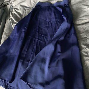 XS American Apparel High waist Skater Skirt